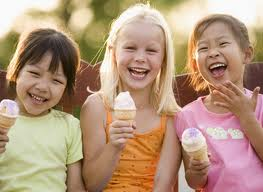 kids eating ice cream 3